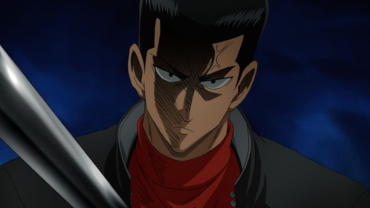 One-Punch Man Season 2 Episode 4 – Metal Bat REVIEW – OmniGeekEmpire