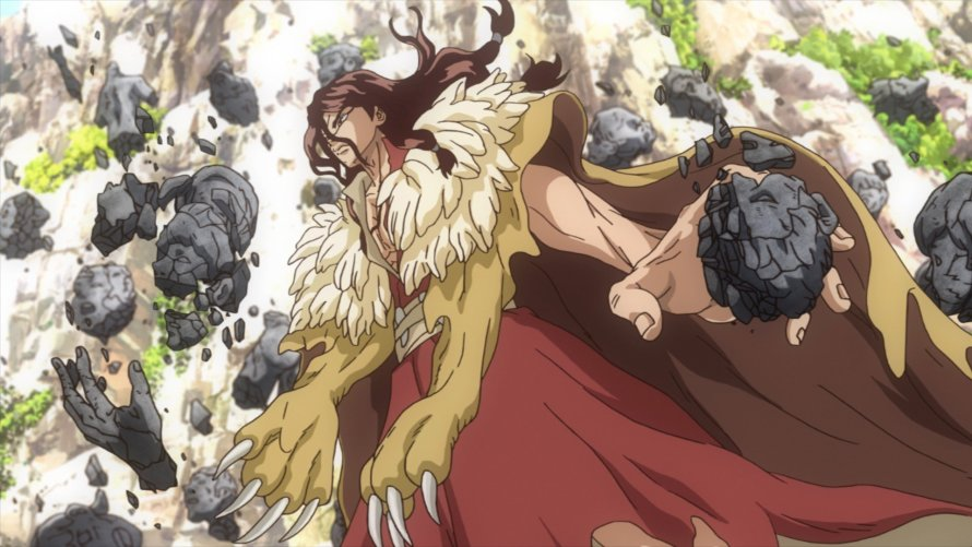 Dr Stone Episode 3 Weapons Of Science Review Omnigeekempire