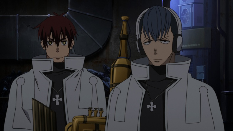 Image result for Fire Force ep 8