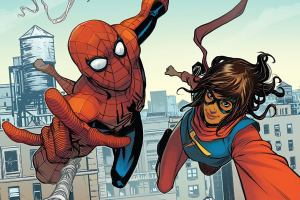 Marvel's Planning To Replace Spider-Man With Ms.Marvel!