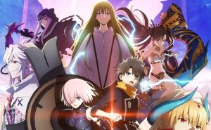 Fate/Grand Order Absolute Demonic Front: Babylonia Anime Episode 1: Review