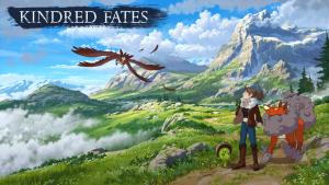 Kindred Fates: A DIGIMON-Inspired Open World Monster Battling RPG!