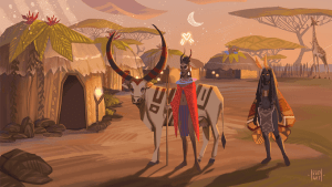 The Wagadu Chronicles: An Upcoming Role-Play MMO!