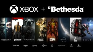 Microsoft Has Acquired ZeniMax Media, The parent Company of Bethesda Softworks.