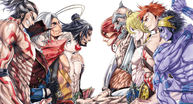 This image has an empty alt attribute; its file name is Ragnarok_fighters-4.png