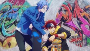 SK∞ The Infinity: Studio Bones New Original Skateboard Anime Airs January 2021!