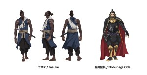 First Look At Netflix's Yasuke! Animated By MAPPA!