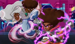 5 Force Fighters: An Interesting Indie Fighting Game!