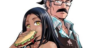 Crazy Food Truck Manga: First Impression