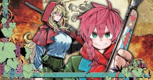 The Hunters Guild: Red Hood Manga First Impression