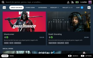 STEAM DECK VERIFIED: Valve is reviewing the entire Steam catalog on Deck.