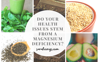 Do your health issues stem from a magnesium deficiency?