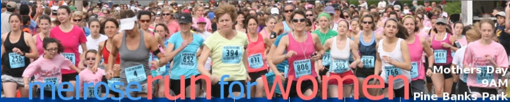 Mother's Day Race, mothers day,melrose run for women