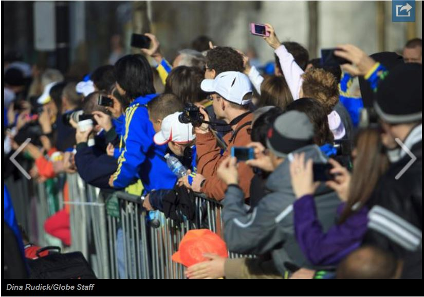 runners, spectators,5k