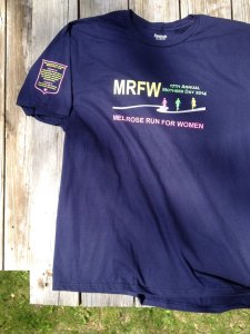 Melrose Run for Women, mothers day