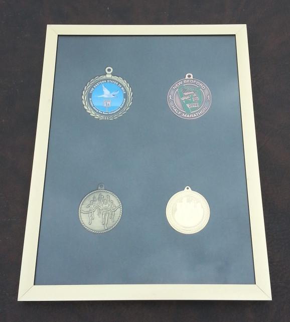 Custom Cut Multi Medal