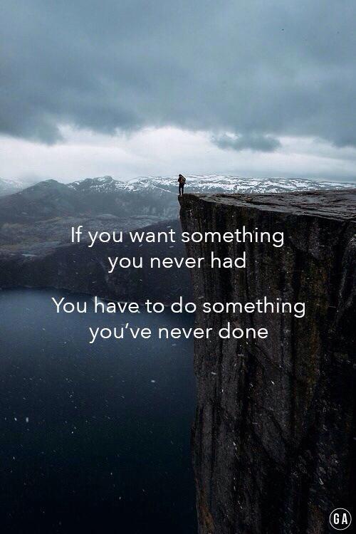 motivation, change