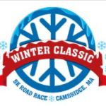 5k race, cambridge winter classic