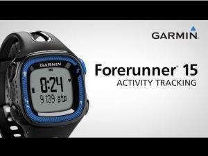 ForeRunner 15, GPS watch, how to choose a running watch