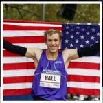 Ryan Hall, running