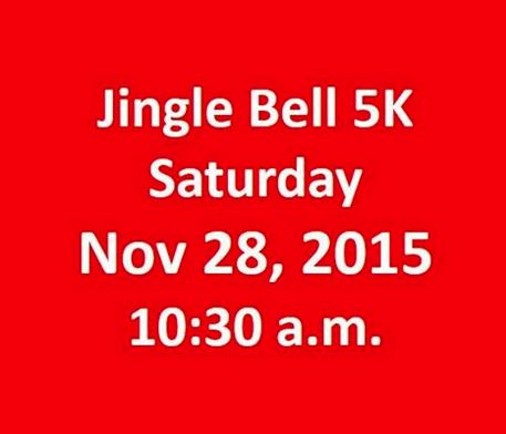 Medford Jingle Bell Run 2015