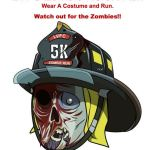 Leesburg Zombie 5K, XC, cross country