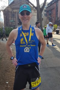 Boston Marathon 2016, favorite running medals