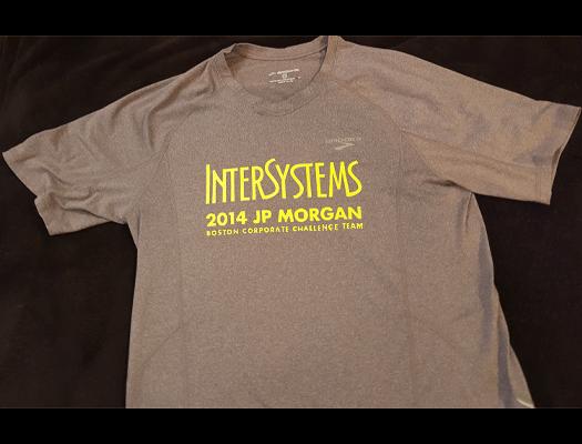 JP Morgan Corporate Challenge, favorite race shirts