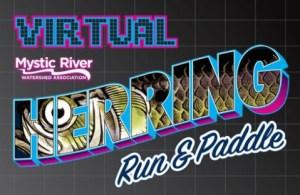 Mystic Herring Run 2020, Virtual Race, Somerville 5K race