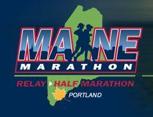 fall new england marathons, maine marathon