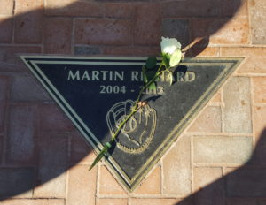 martin richard, peace