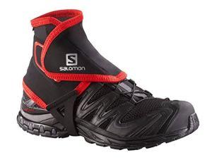 winter running Salomon gaiters