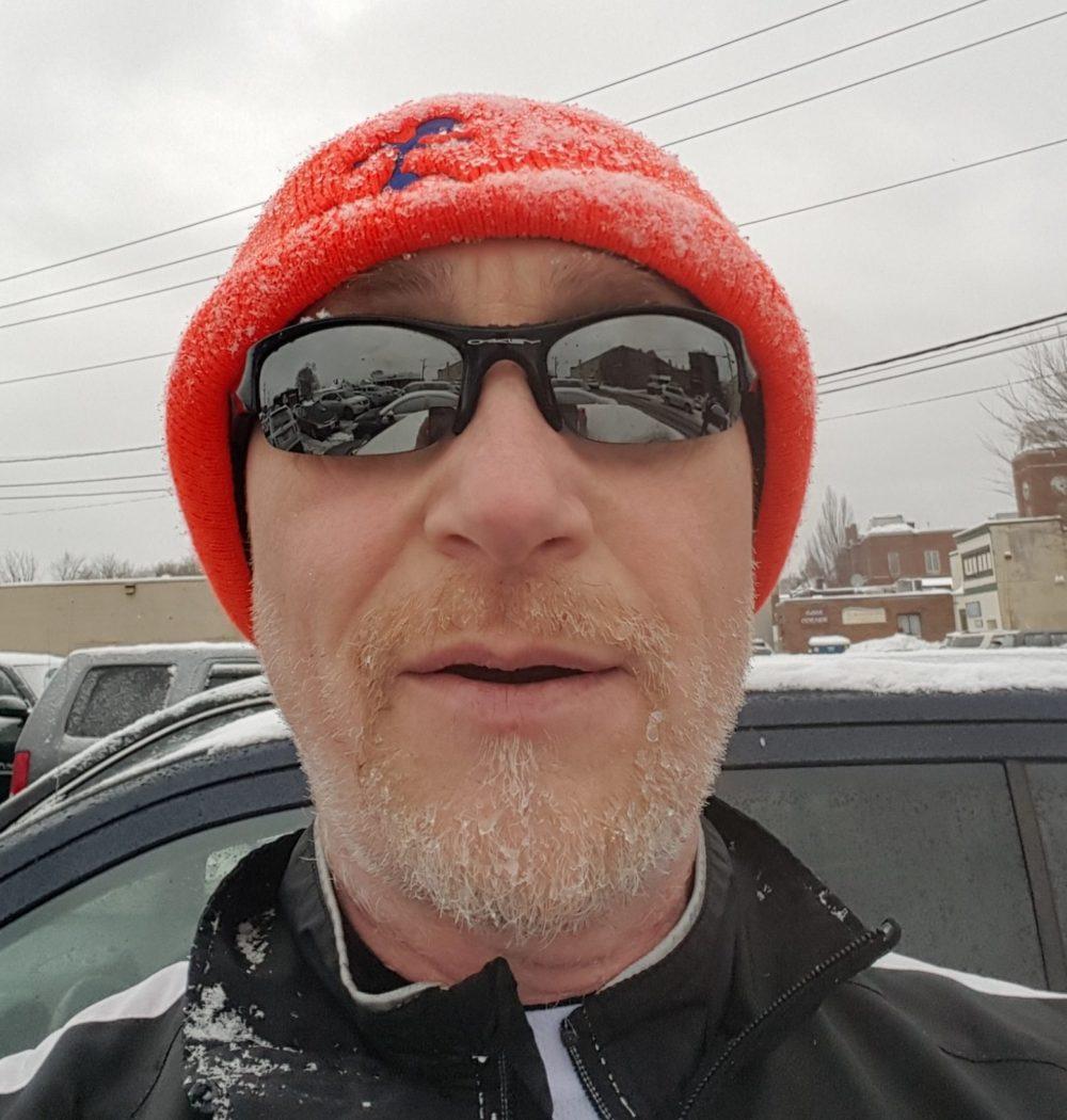 Boston Marathon Training 2018 5 Weeks to go