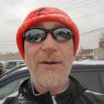 Sunday Long Run, winter running, marathon training
