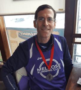 April Fool's 4 Miler, Mark Rosenblum