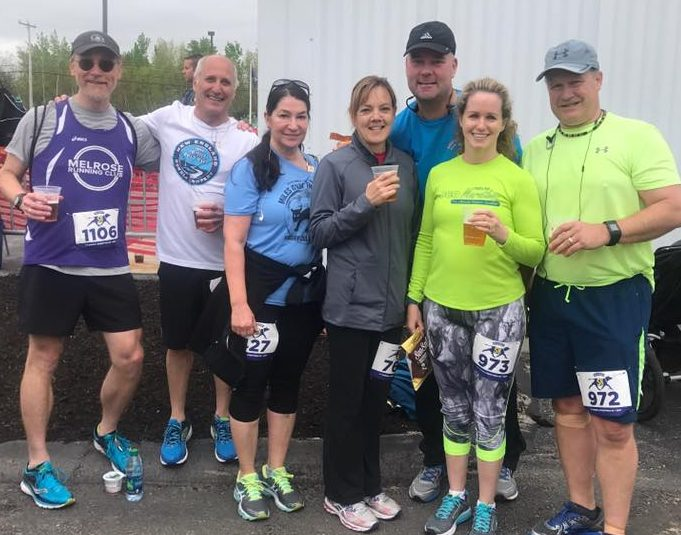 Stonyfield 5K Londonderry