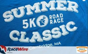 Cambridge Summer Classic 5K road race 2017, Cambridge Races