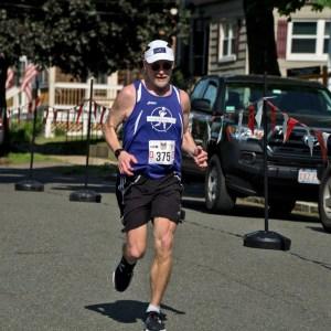 Scott Procopio Gold Star Run for Honor 10K 2018, Andy Nagelin