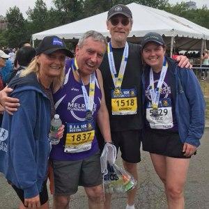 Melrose Running Club, BAA 10K 2018