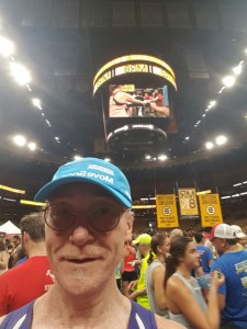 TD Garden, Boston Garden, Martin Richard 8K