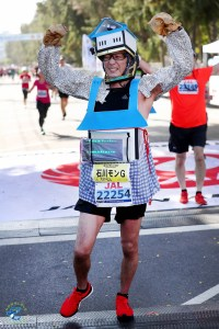 Honolulu Marathon, Japanese Runner