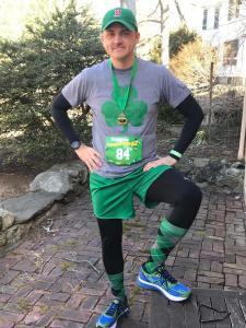 Running of The Leprechauns 6, Marty Hergert
