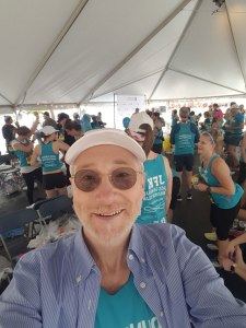 MGH Tent Boston Marathon 2019