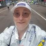 2019 Boston Marathon leaving the baggage area
