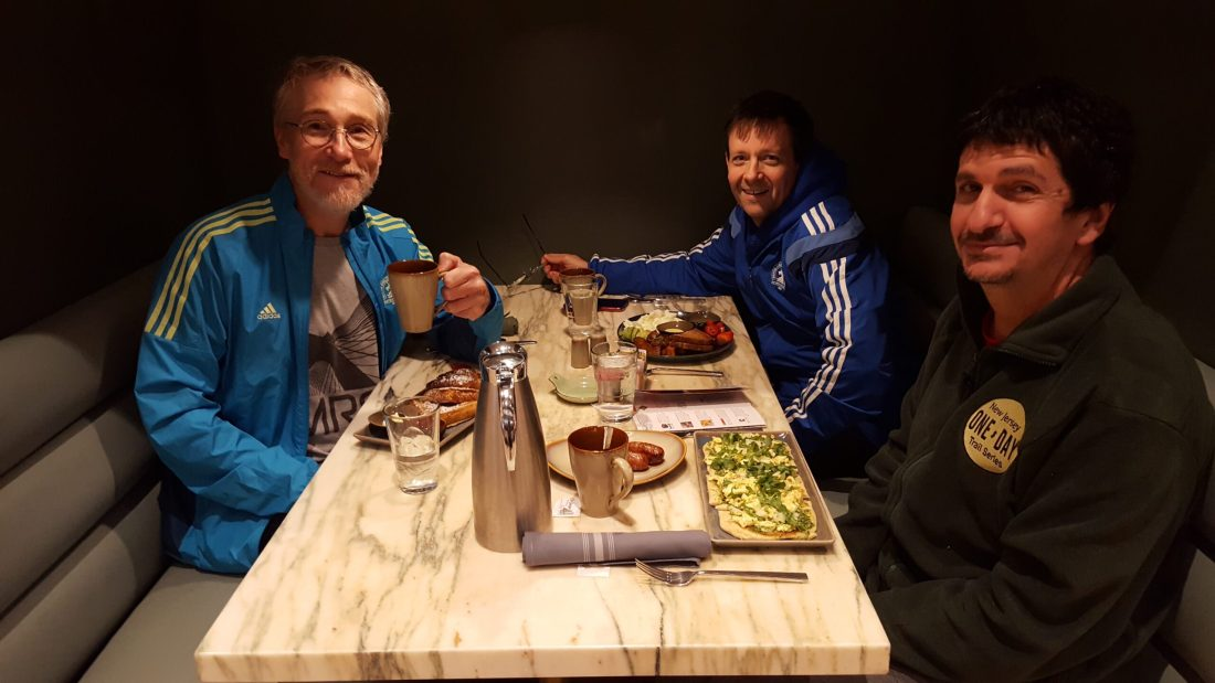 Philadelphia Marathon, Andy Nagelin, Mike Sikkema, Jose Viveiros