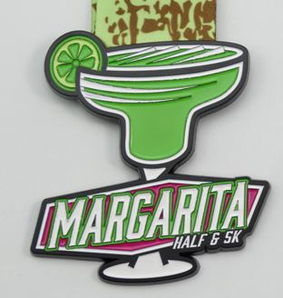 Time for a Margarita Half Marathon