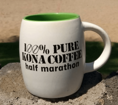 100% Pure Kona Coffee Half Marathon 2020