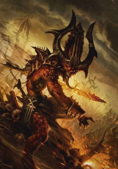Liste Des Demons Les Plus Dangereux : liste, demons, dangereux, Catégorie:Démons, Chaos, Omnis, Bibliotheca
