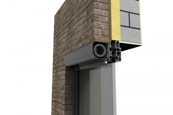 Screens  Omnisolutions  verticale zonwering buiten