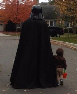 Darth Vader Shot